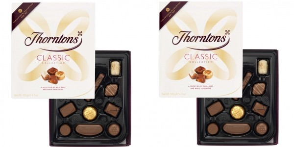 FREE Thorntons Classic Collection Worth £4.50 When You Spend £10 @ Thorntons