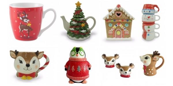 Christmas Kitchen & Dining Accessories @ Asda George