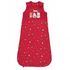 My First Christmas Baby Sleeping Bag 163 12 Asda George