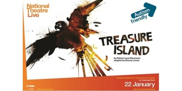 Autism Friendly Screenings of The National Theatre's Treasure Island @ Odeon & Vue Cinemas
