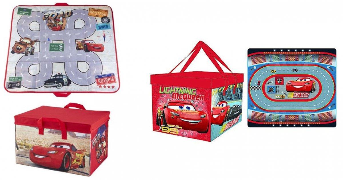 Disney Cars Storage Box Amp Playmat 163 5 99 Studio
