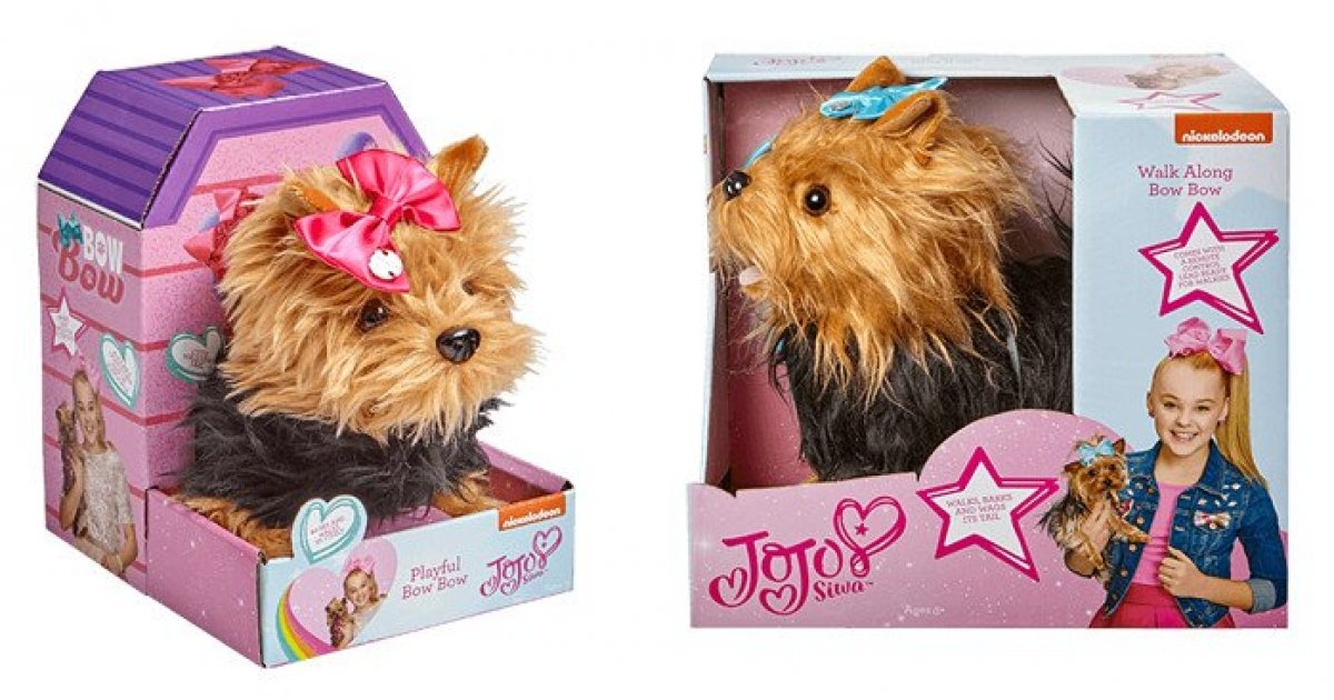 Pictures Of Jojo Siwa Dog Bows