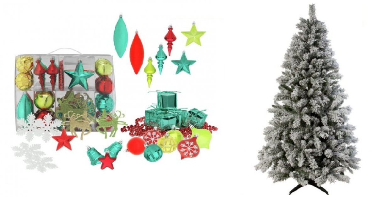 3 for 2 on christmas decorations trees argos. Black Bedroom Furniture Sets. Home Design Ideas