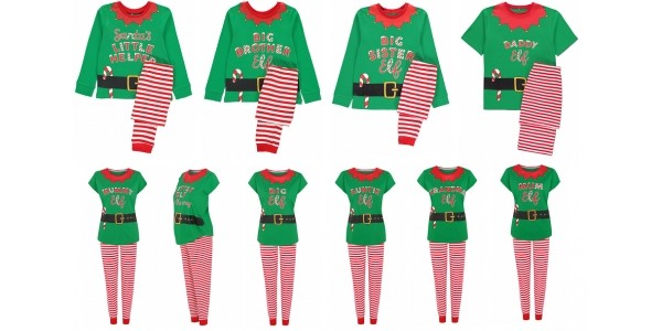Where To Buy Family Elf Pyjamas In The UK 09b55a412