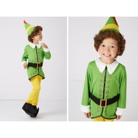Sc 1 St Playpennies Image Number 15 Of Elf Buddy Costume