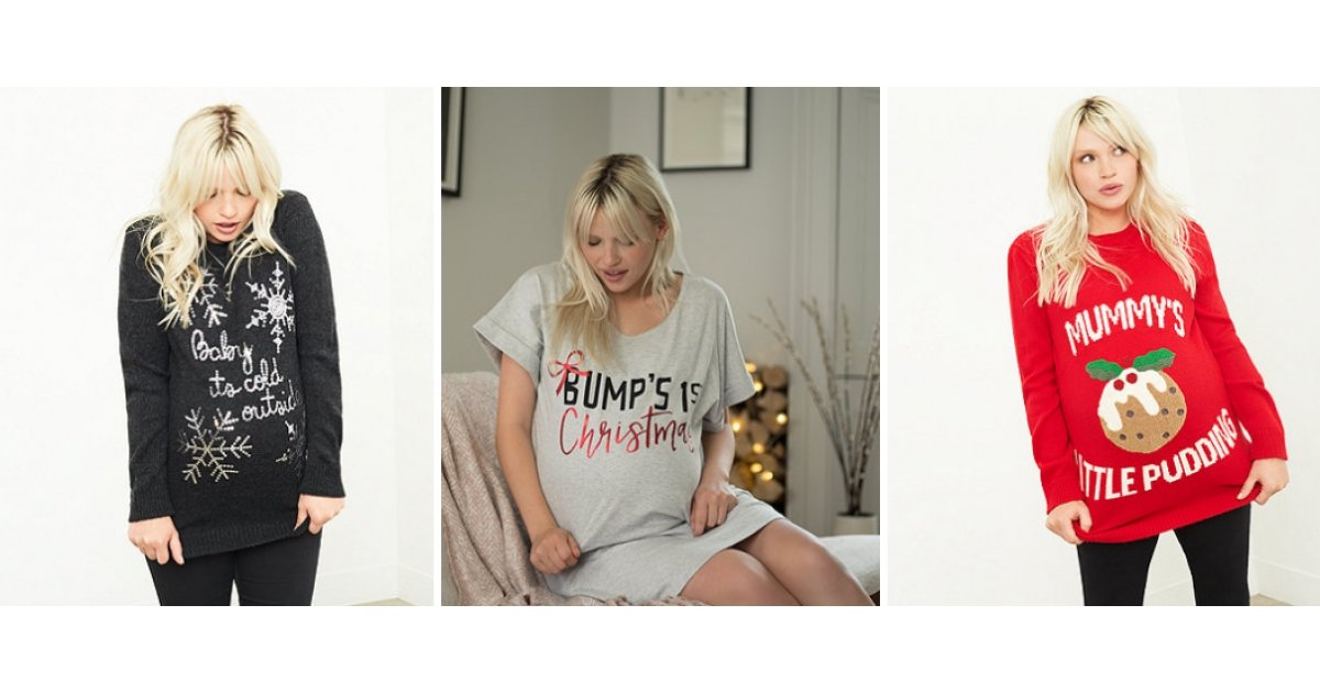 Maternity Christmas Clothing From 163 12 Mothercare