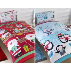 Personalised Christmas Bedding From 6 99