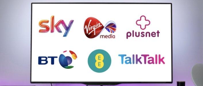 Best broadband tv deals uk