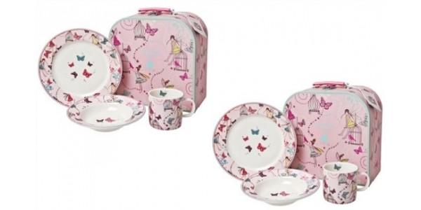 Children's Tableware Gift Set £5 @ Monsoon