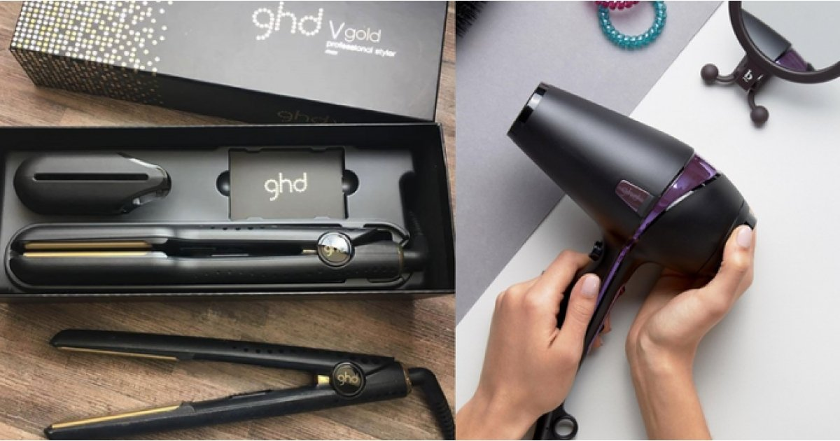 Black Friday : GHD IV Stylers From £84.99