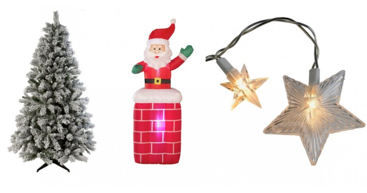 Extra 20% Off Selected Christmas Trees, Lights