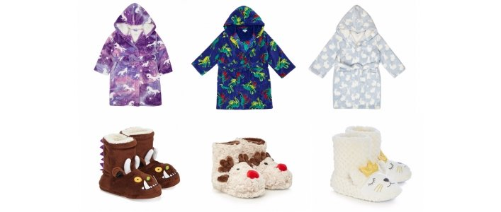 Half Price Dressing Gowns & Slippers TODAY ONLY @ Debenhams (Expired)