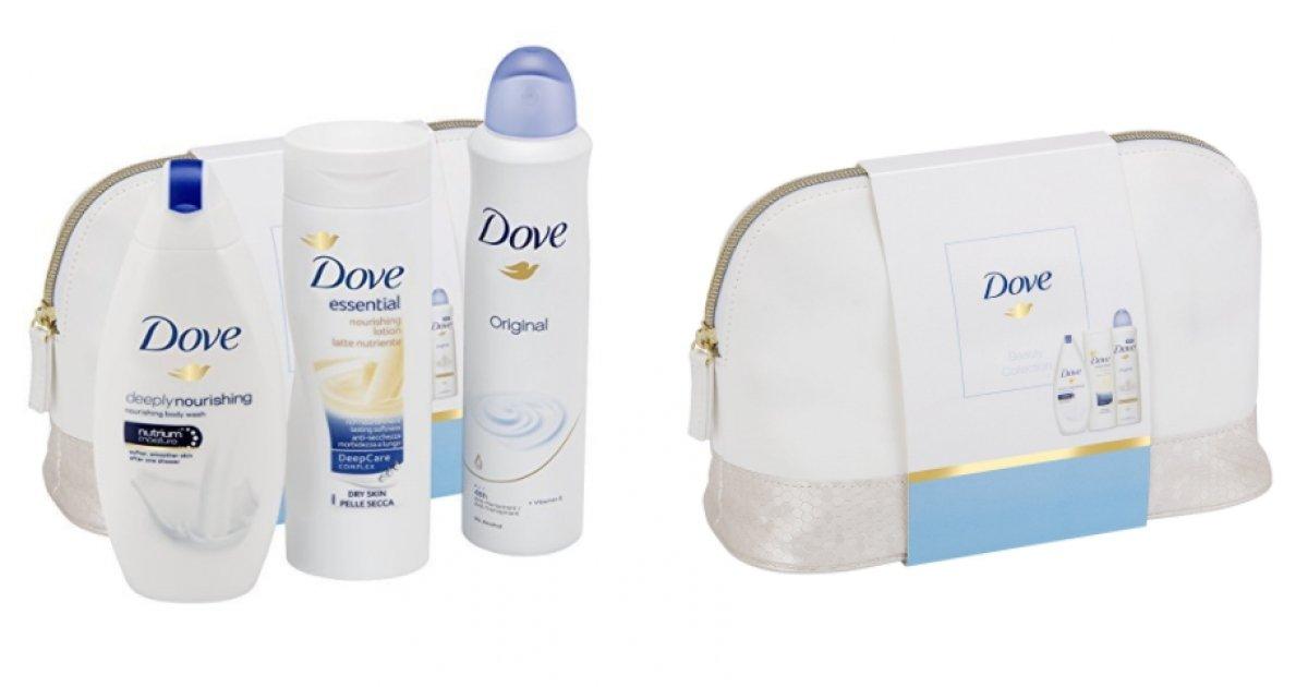 Baby Gift Set Asda : Dove beauty collection washbag gift set ? more