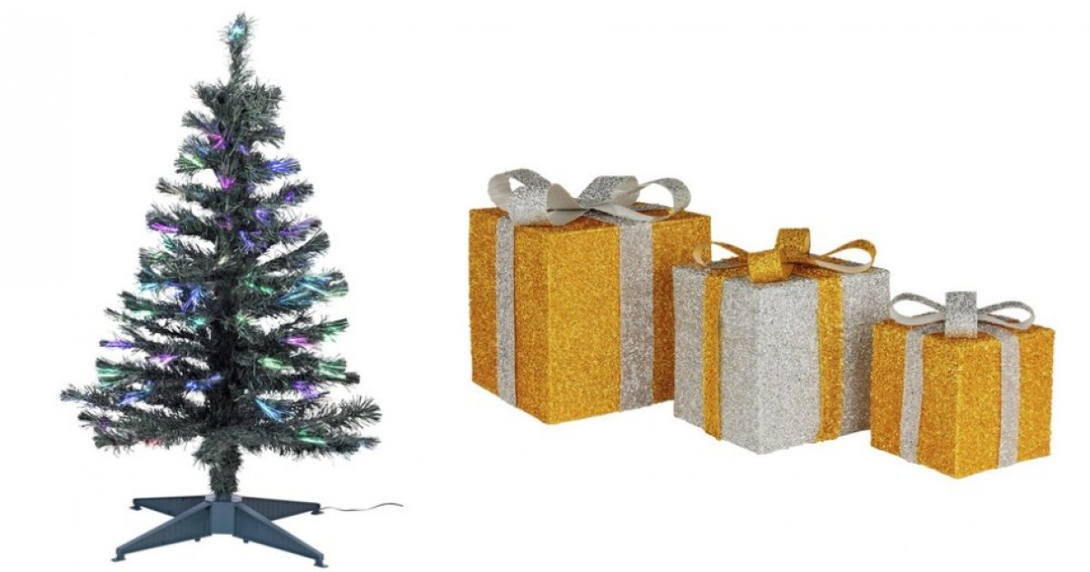 30% Off ALL Christmas Decorations, Lights & Trees (With