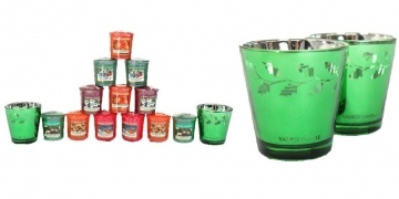 yankee-candle-green-votive-holder-14-piece-set-gbp-1499-with-free-express-delivery-bargain-crazy-179275
