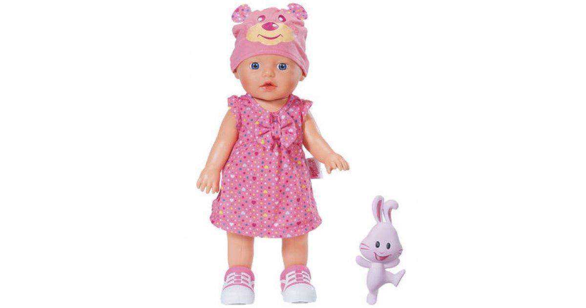 my little baby born walks now  u00a314 48  was  u00a334 99    toys r us