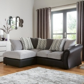 Linear Terback Compact Corner Chaise Sofa 319 20 Was 999 Very Expired
