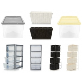 Storage Sale Boxes From 2 Asda George