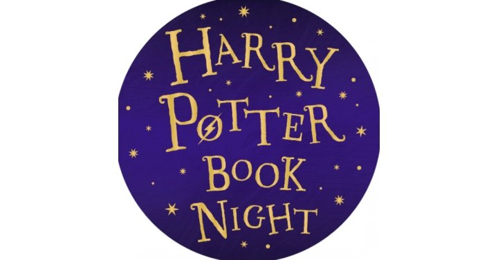 Harry Potter Book Night ~ It s harry potter book night how will you celebrate