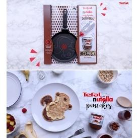 Save 1 3 on tefal squirrel pancake pan nutella tesco - Nutella tefal com jeux ...