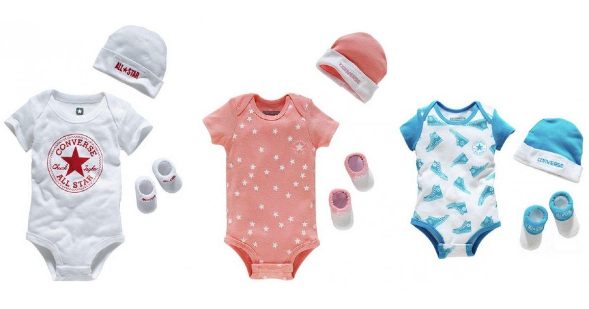 Baby Gift Set Asda : Baby converse piece gift sets ? was argos