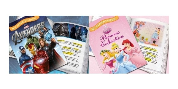 25% Off Selected Personalised Books @ Buy A Gift