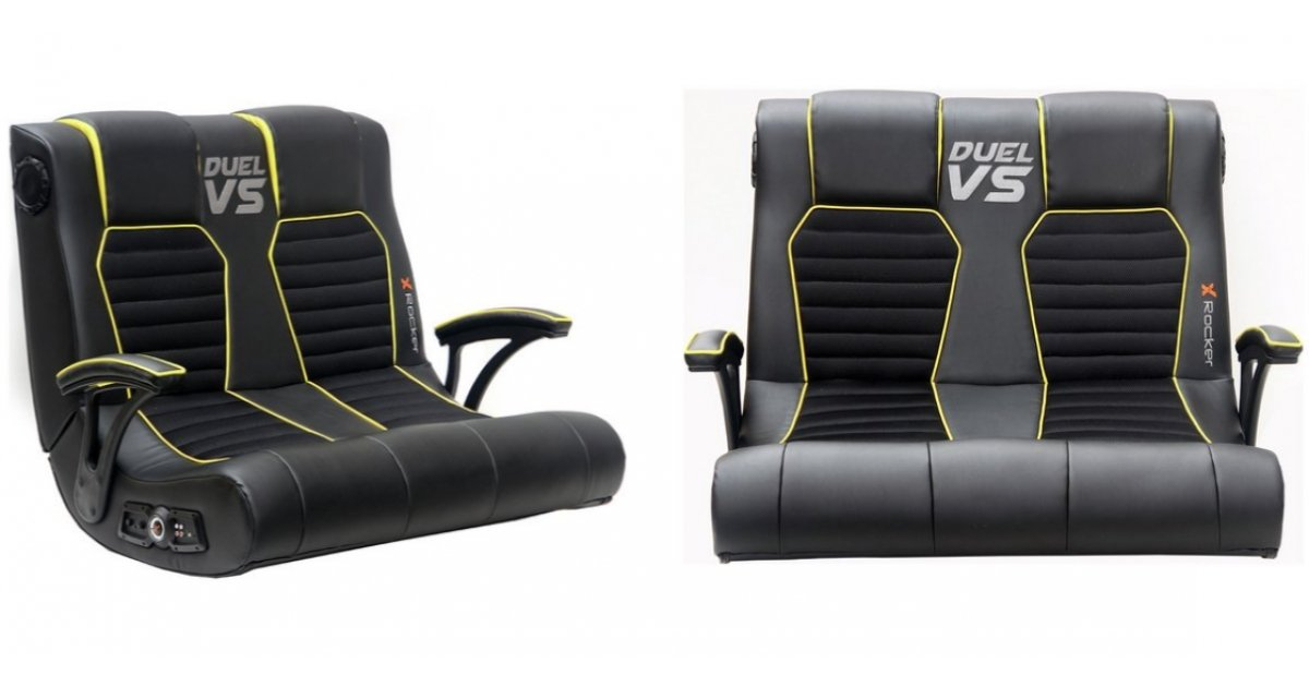 sc 1 st  Playpennies & X Rocker Duel Vs Double Gaming Chair £46.99 @ Argos