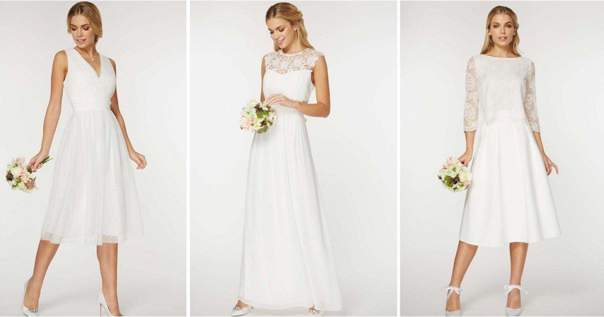 Wedding Dresses From 163 48 75 Dorothy Perkins