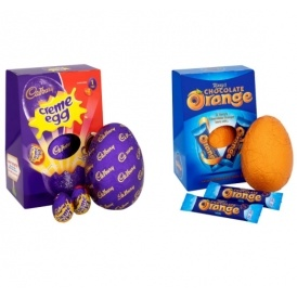 Selected large easter eggs 2 was 4 tesco negle Gallery