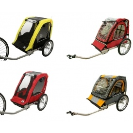 Half Price Child Bike Trailers, Now From £90 @ Halfords