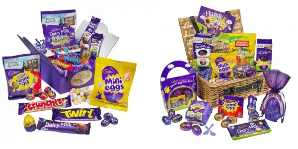 Easter deals sales 15 off easter gifts hampers using code cadbury gifts direct negle Image collections