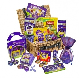 15 off easter gifts hampers using code cadbury gifts direct negle Image collections