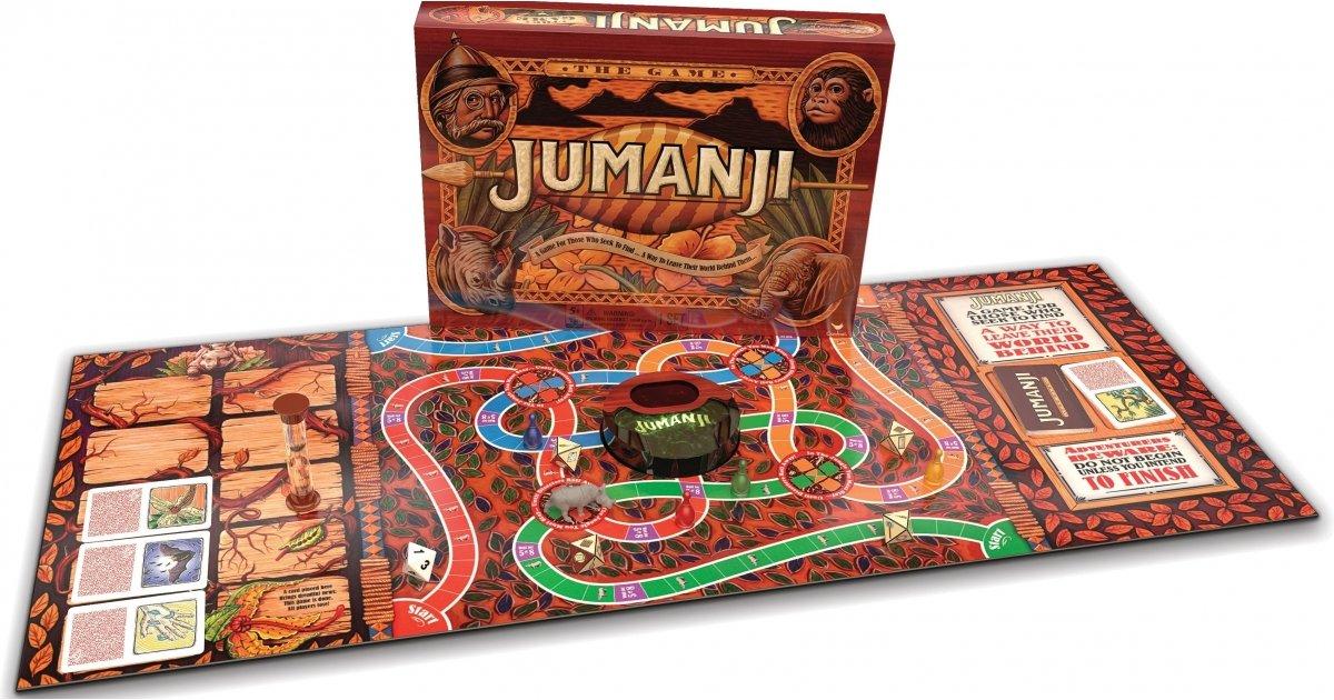 Jumanji gioco in italiano