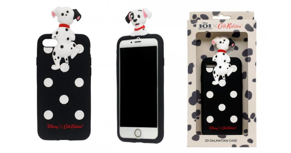 Disney Button Spot Shaped 101 Dalmatians 3D iPhone 7 Case Just £5   Cath  Kidston e57e3508b4