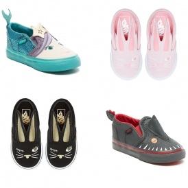 Women 39 S Vans Asher Leather Slip On Skate Shoes