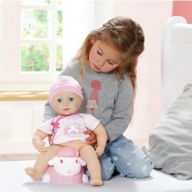 Baby Annabell Interactive Potty Now £6.99 (was £16.99) @ Argos