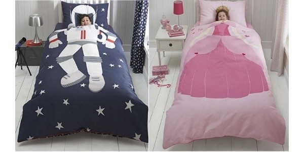 When I Grow Up Bedding From £9.95 @ Amazon