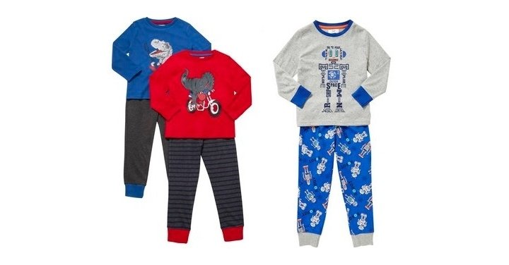 Kids Pyjamas From 163 3 50 F Amp F Tesco