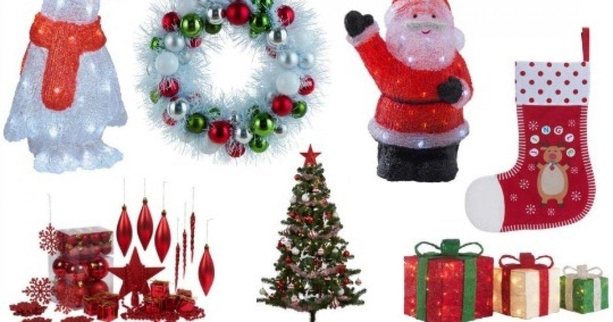 - 70% Off Christmas Trees, Lights & Decorations @ Argos