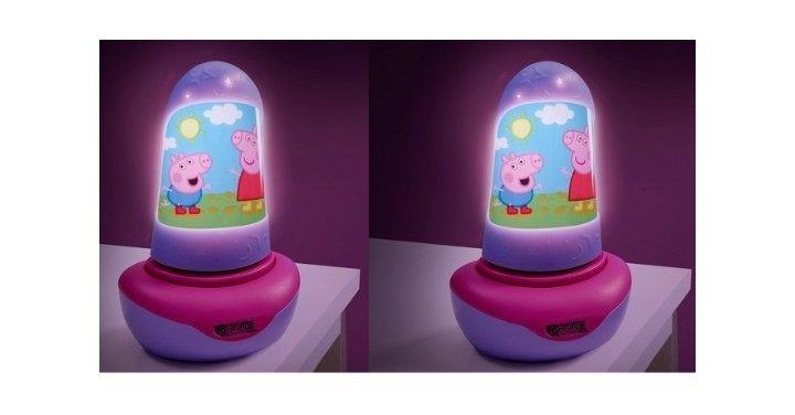 Peppa Pig Go Glow Night Light Amp Torch 163 11 99 Smyths