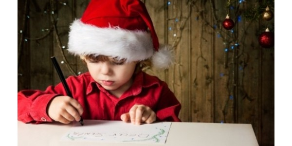 Santa Letters (Braille, Audio CD, Large Print) For Blind Or Partially Sighted Children @ RNIB