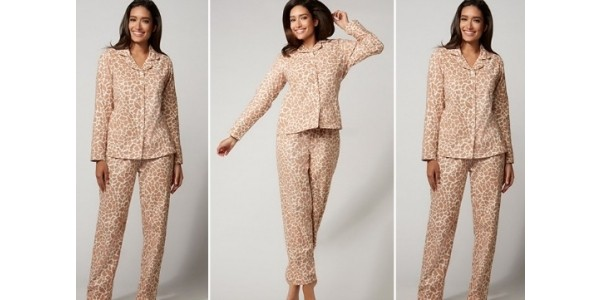 (Expired, All Gone!) 2 Pairs of Giraffe Pyjamas for £9.50 (Should Be £64) @ Boux Avenue