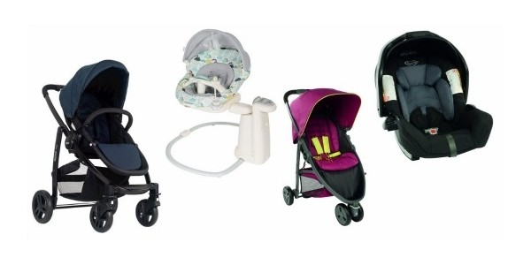 60% Off Selected Graco Baby Products TODAY ONLY @ Amazon