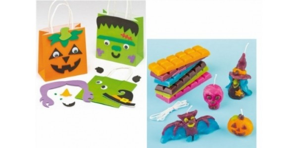 Halloween Arts & Crafts Sale @ Baker Ross