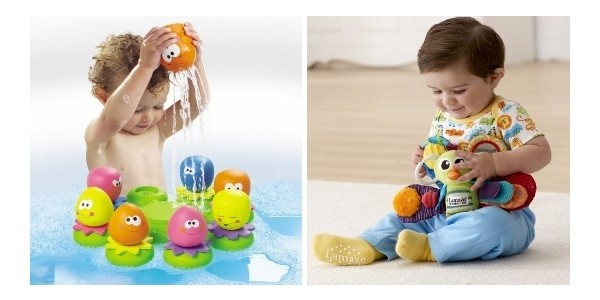 Up to 55% Off Selected Lamaze & Tomy Baby Toys TODAY ONLY @ Amazon