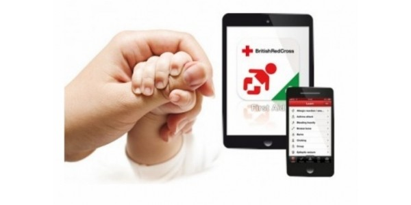 FREE Baby & Child First Aid App From The British Red Cross