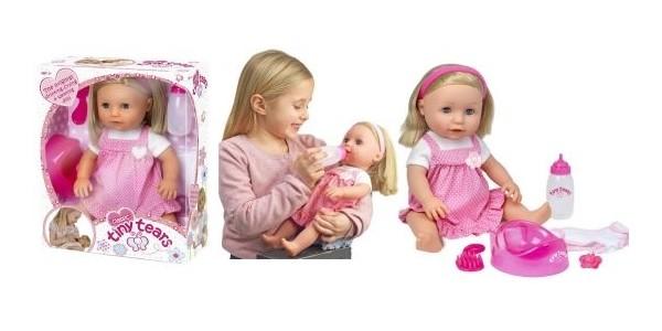 58% Off John Adams Retro Classic Tiny Tears Doll Just £14.59 @ Amazon