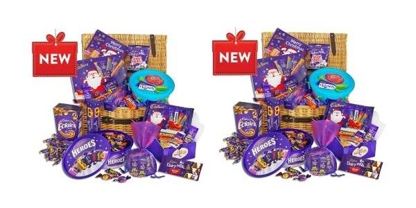 Cadbury's Christmas Magic Hamper £50 @ Cadbury's Gifts Direct