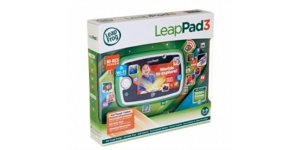 LeapFrog LeapPad 3 Learning Tablet £38.93 Delivered @ Amazon