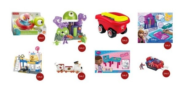 GLITCH: Selected Toys Should Be 2 for £40, now £2 from £20 @ Very